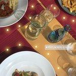 Risotto, Childrens Schnitzel, Spaghetti Bolognese