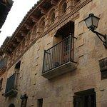 Colegiata de Santa María la Mayor (Alquézar), vista del municipio.