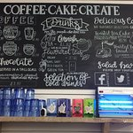 Coffee Cake Create