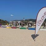 Fotografia de Sa Colonia Beach