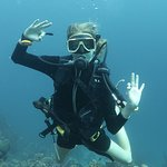 Good diving withs Sea Sports Curacao