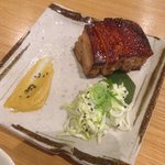 Chashu pork belly