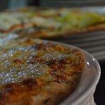 Deliciosa pizza 4 FORMAGGI