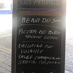 Photo of Les Artistes