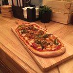 Chili B B Q Pizza