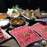 龍宮宴: 海龍船與100oz的肉塔