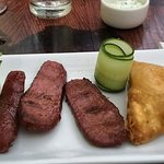 Bilde fra Oxford's Grill