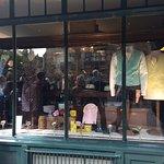 vintage shops at Cambridge