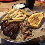 Bild från Sonny's BBQ