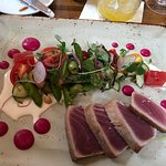 Tuna - I never take pictures of food but wow.