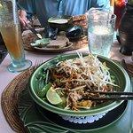 Pork and pineapple Nasi Goreng
