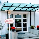 Restaurant-Eingang