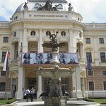Foto de The old Slovak National Theater