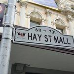 Hay Street Mall의 사진