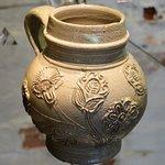 Southampton Tudor House - German vase