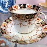Southampton Tudor House - Teacup & Saucer