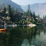 Foto Crazy Woman Kayaks