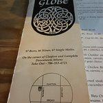 صورة فوتوغرافية لـ Globe