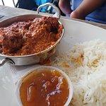 Rupa's Butter Chicken Masala Curry (yummy)