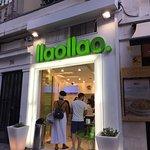 Bild från llaollao