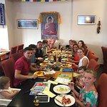 Enjoying a good curry 😀