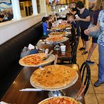 We tried a lot of different pizzas - all were great!