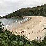Foto di Playa de Torimbia