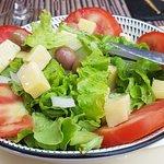 La salade a 7€