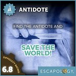 Can you find the Antidote in time?