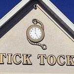 Tick Tock exterior