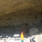 sense of scale for the main cave