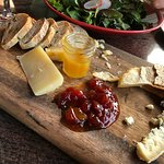 Now that's how to do a cheese board!