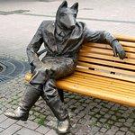 Valokuva: Sculpture Susi Kosiomatkalla
