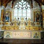 Le retable - maitre autel