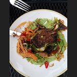 Beef short ribs - tender and very tasty!