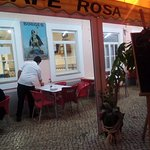 Cafe rosa 🌹