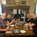 Foto de Restaurant at the Dog and Doublet Inn