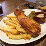 Pity about the chips!!!