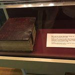 Bible used by George Washington during first inauguration