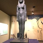 Cleopatra at the Egyptian Museum