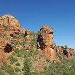 Foto van Fay Canyon Trail