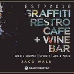 Foto de Graffiti Restro Cafe and Wine Bar
