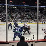 Canucks v Flames