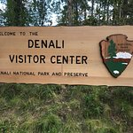 Denali Visitor Center Foto