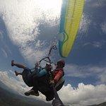 Foto van Mountain Overview Paragliding