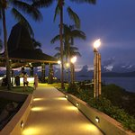 Sunset Bar at Shangri-La's Tanjung Aru Resort and Spa Foto