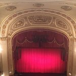 Stage Area Of The Orpheum Theatre