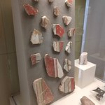 Pieces of a Roman wall
