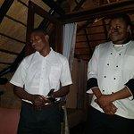 Chefs dinner briefing