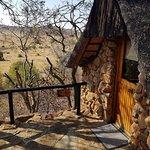 Tshukudu Bush Lodge